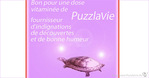 PuzzlaVie Best of - novembre 2004